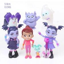 7 Disney Vampirina Hauntley Action Figures Doll Playseet Cake Topper Decor Toy