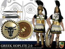 "ACI 1/6 Scale 12"" Power Set Greek Hoplite 2.0 Set 772-D Black Accessory Set New"
