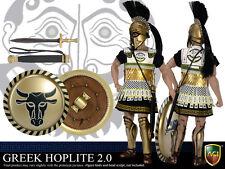 "ACI 1/6 Scale 12"" Power Set Greek Hoplite 2.0 Set 772-D Black Accessory Set New"