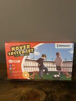 Brand New Betheaces Hover Soccer Set 2 Goals - 3+ Ages