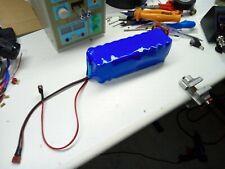 Pacco batterie litio 12V 35Ah (reali) 3S10P (30 celle NCR18650B)