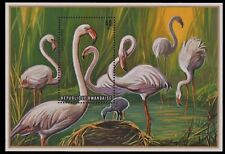 Ruanda 1975 - Mi-Nr. Block 62 A ** - MNH - Vögel / Birds