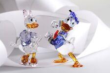 Swarovski Daisy and Donald Duck # 5115334 and # 5063676 New in Original Box