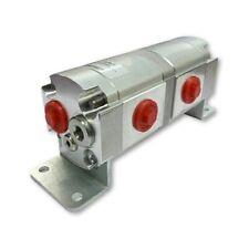 Orientée Hydraulique Flux Séparateur 2 Voie Valvule, 22.5cc / Rev, Sans Centre
