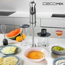 Cecotec Titanium Full 4062 Multifunktions-Handmixer 1000W 21 Levels Incl