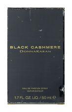 Donna Karan Black Cashmere Eau De Parfum Spray 1.7oz/50ml In Box