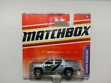 Matchbox Superfast 2009 No 27 Honda Ridgeline Silver MIB