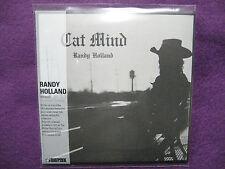 RANDY HOLLAND / CAT MIND MINI LP CD NEW