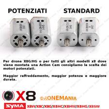 Motori DRONE SYMA X8W X8C X8G X8HC X8HW X8HG X8SW, X8 SW HW HG HW
