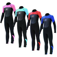 Legacy 3/2mm Boys Girls Childs Kids Junior Full Wetsuit Long Wet Suit Age 4-16