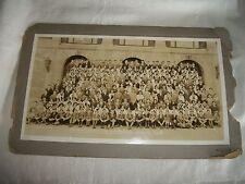 VINTAGE 1926 B&W COOKE JUNIOR HIGH SCHOOL GROUP PHOTO DAN E. PAUL PHILADELPHIA