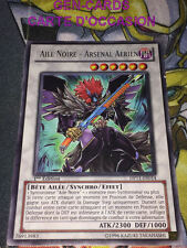 OCCASION Carte Yu Gi Oh AILE NOIRE - ARSENAL AERIEN DP11-FR014