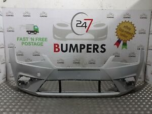 SEAT IBIZA 2017 - 2020 FRONT BUMPER PRIMED HIGH QUALITY NEW 6F0807221D