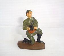 Figurine JIM swoppet époq. starlux clairet cyrnos : militaire soldat russe n°1