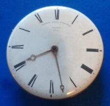 Roy French, repeater watch movement,cant see escapement,clean,dial mint,2spirals