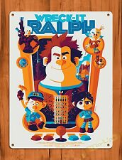 Wreck It Ralph Classic Movie Large Poster Art Print Maxi A1 A2 A3 A4