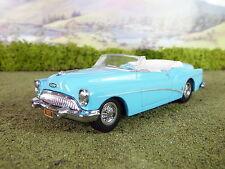 MATCHBOX dinky série 1953 BUICK SKYLARK bleu dy29 1:43, boxed