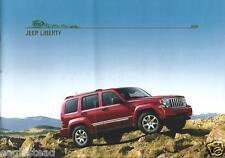 Truck Brochure - Jeep - Liberty - Limited Sport -  2008 (T1163)