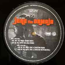 "JERU THE DAMAJA - Me Or The Papes (12"") (G/NM)"