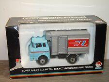 GMC Refrigerator Truck - Shinsei Mini Power 1:60 in Box *34402