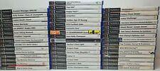 PlayStation 2 PS2 Pal Juegos-Crash Simpsons Tom Clancy FIFA Call of Duty y más