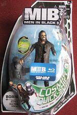 Men in Black 3 MIB3 Cosmic Quick Shift Boris Action Figure W/ Small Accessory