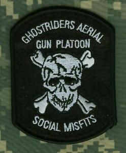 160th SPECIAL OPERATION AVIATION REGIMENT SOAR GHOST RIDERS SOCIAL MISFITS PATCH