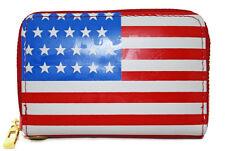 NEUF Porte-Monnaie / Portefeuille Simili Cuir pour Femme USA / Etats unis
