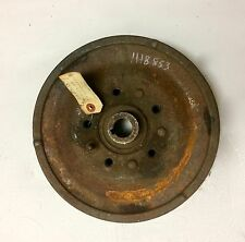 1946 -1948 Desoto Left Rear Hub and Brake Drum Assembly, NEW OLD STOCK