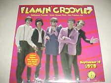 "FLAMIN' GROOVIES ""vaillancourt fountain NEW LP FIRE ORANGE W/ BLACK SWIRLS VINYL"