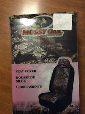 MOSSY OAK CAMOUFLAGE AND PINK UNIVERSAL SEAT COVER , CAR, AUTO, TRUCK
