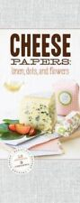 Cheese Papers - Linen, Dots and Flowers    (18 sheets)