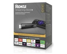 Roku 4K Streaming Stick+ Media Streaming Stick - 3810EU New Sealed