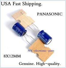 (20PCS) 1000UF 6.3V PANASONIC RADIAL ELECTROLYTIC CAPACITOR 6.3V1000UF