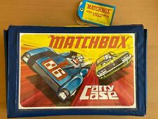 Matchbox Lesney Superfast - 24 Car Collectors Carry Case with original tag