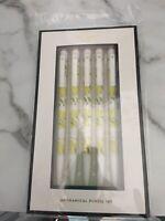 NIB Kate Spade NY Lemon Mechanical Pencils Set 5