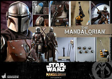 1/6 30cm Disney Star Wars The Mandalorian Figure Tms007 Hot Toys