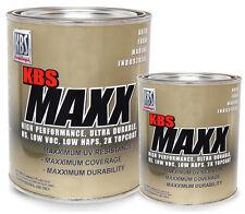 KBS Coatings MAXX - Gallon - Hot Rod Black Low Gloss - High Performace