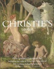Christie's Sale 7738 19th C. European Art & Sculpture Auction Catalog 1993