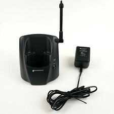 Plantronics Ct12 2.4 Ghz Single Line Cordless Phone Base and Power Supply