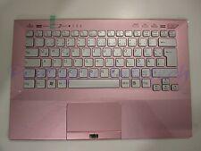 Sony Vaio VPCSA Tastatur  mit Rahmen Touchpad DE P/N: 9Z.N6BBF.10G  9Z.N6BLF.001