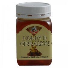 Superbee Honey & Cinnamon 2 x 500g jars