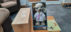 Compare the meerkat toy Sergei boxed