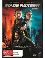 Blade Runner 2049 DVD NEW Region 4 Ryan Gosling Harrison Ford