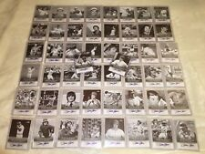 2012 Leaf Baseball Pete Rose The Living Legend Complete Autograph Set 50 Autos