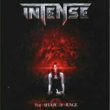 INTENSE Shape of Rage CD 9 tracks FACTORY SEALED NEW 2011 Pure Legend Steel Ger