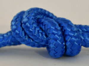 2,3,4,5,6,8,10,12MM POLYPROPYLENE POLY ROPE BRAIDED CORD STRONG BOATING SAILING