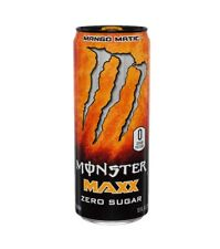 MONSTER MAXX MANGO MATIC  ENERGY DRINK