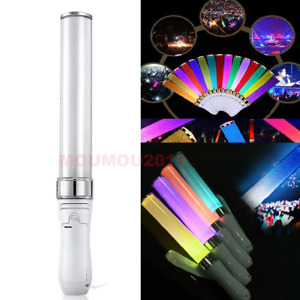 15 Colors Changing LED Glow Stick Flashing Light Stick for Party Concert Wedding