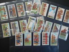 More details for players cards  army life  full set 25 original 1910